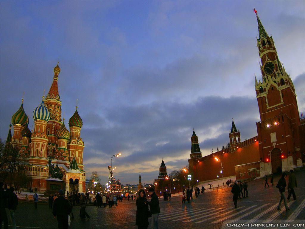 Moscow wallpapers – Crazy Frankenstein