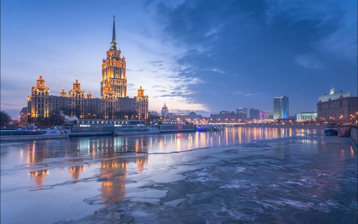 nature, Landscape, Architecture, Moscow Wallpapers HD / Desktop …
