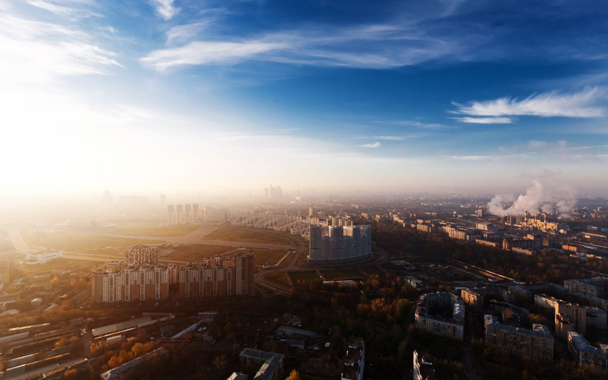 2560×1600 Russia, Home, Panorama, City, Moscow, Overview, Moscow …