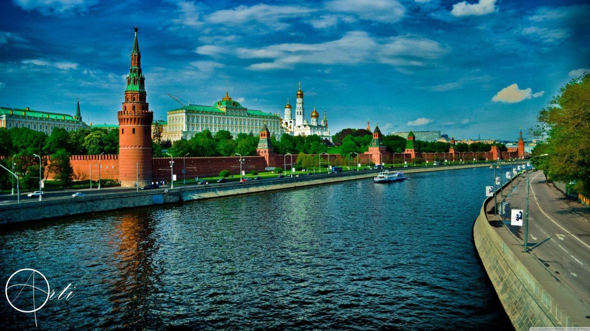 Kremlin Moscow HD desktop wallpaper : High Definition : Fullscreen …