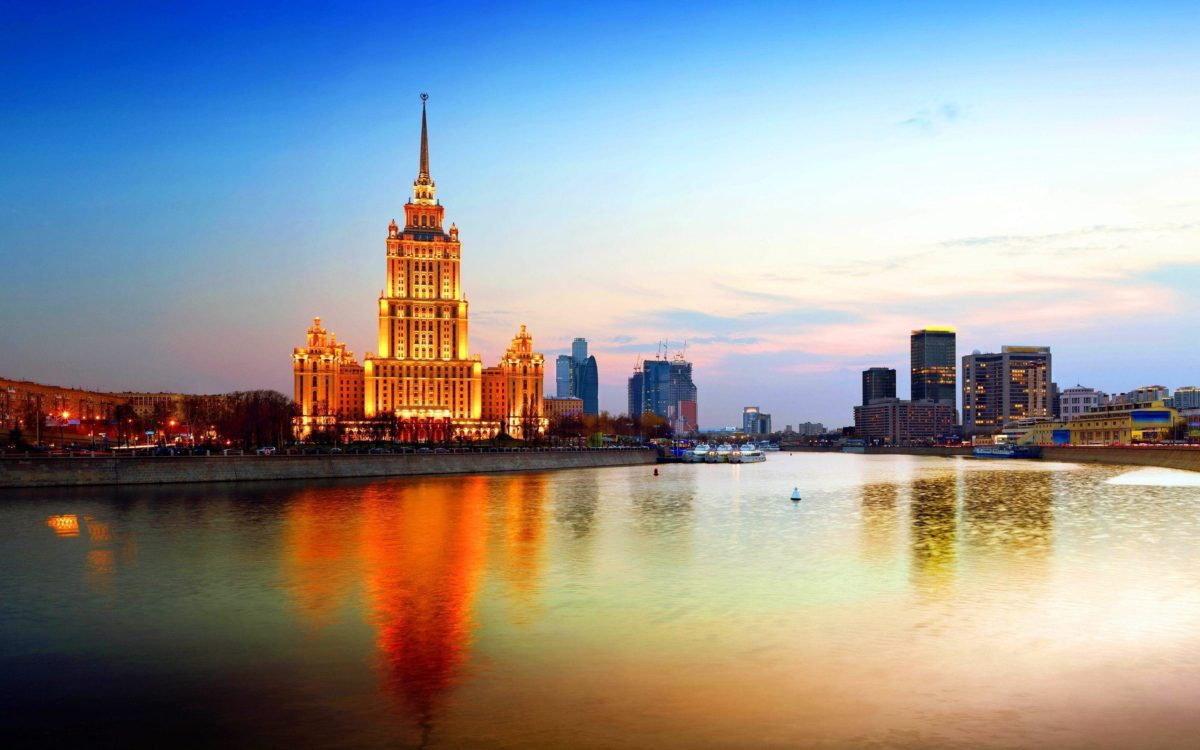 Moscow Wallpapers | Moscow Pictures