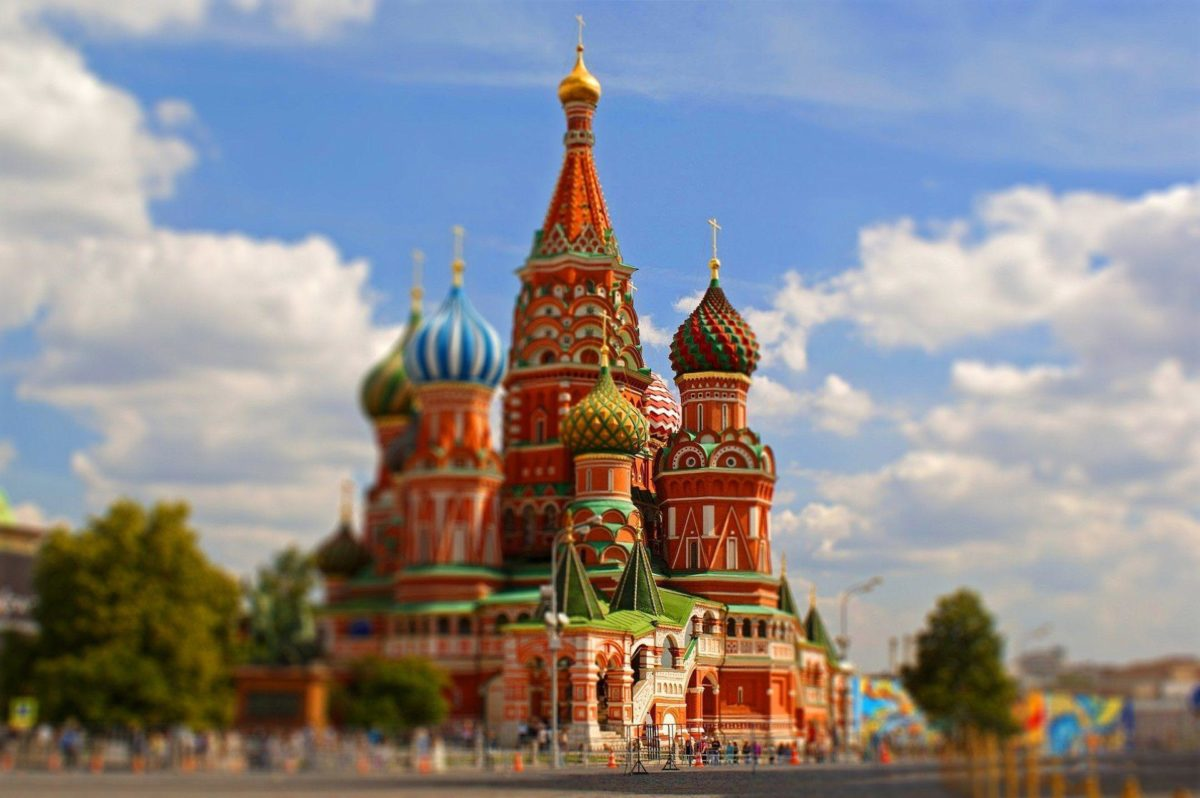 Saint Basil's Cathedral Wallpapers