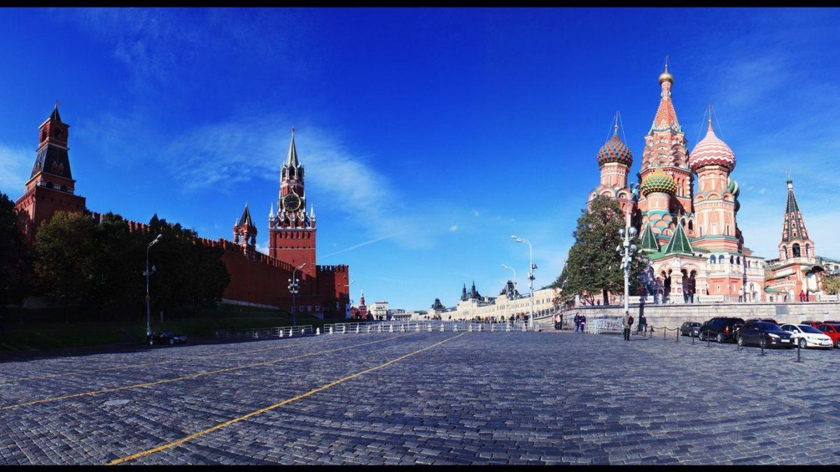 1366×768 City, Russia, Red Square, City, Landscape, Moscow, Russia …