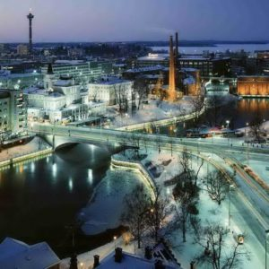 download Winter Moscow Wallpaper