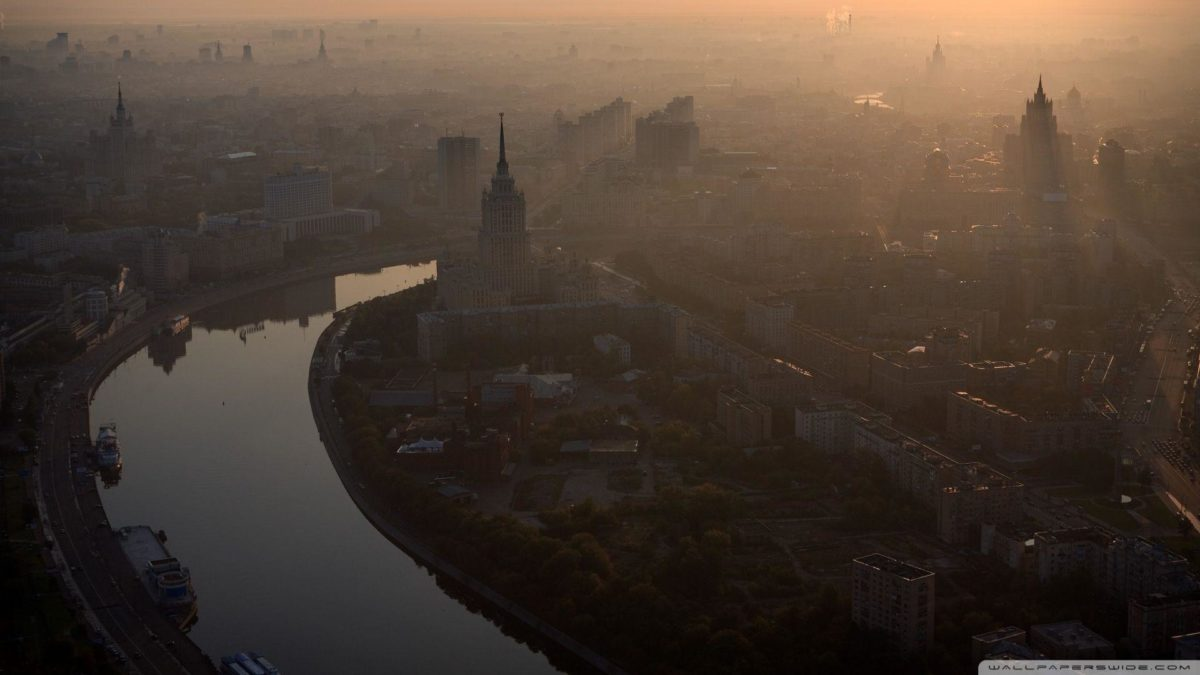 Morning In Moscow HD desktop wallpaper : High Definition …