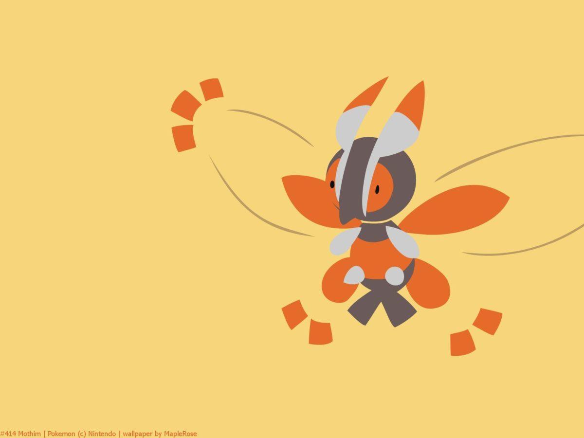 Mothim | pokemon | Pinterest | Pokémon