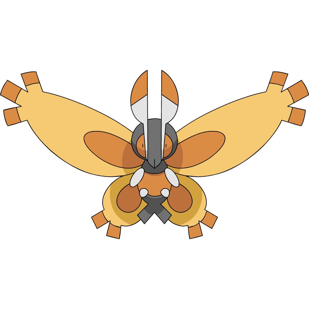 mothim | Gotta Catch them All !! | Pinterest | Pokémon