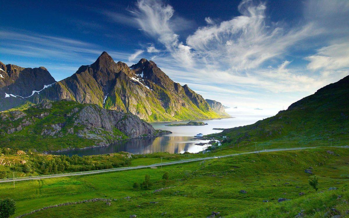 Green Mountain Wallpapers – HD Wallpapers Inn