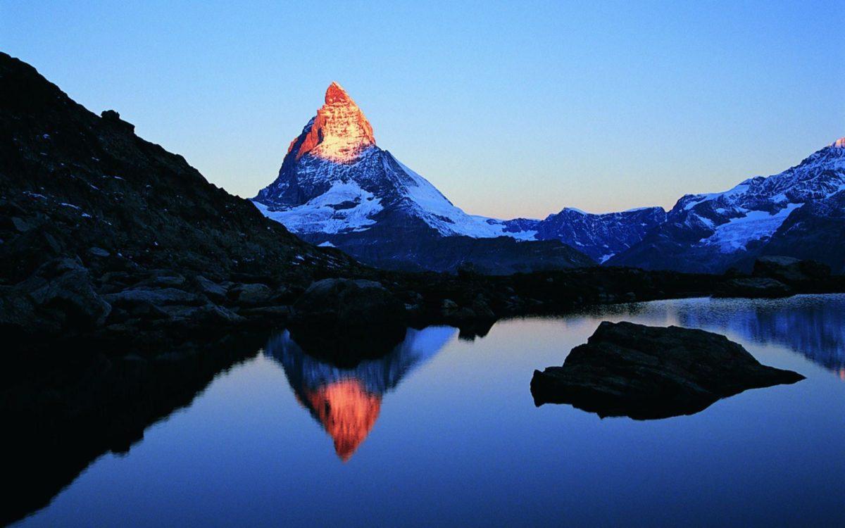 Mountain Desktop Wallpapers – HD Wallpapers Inn