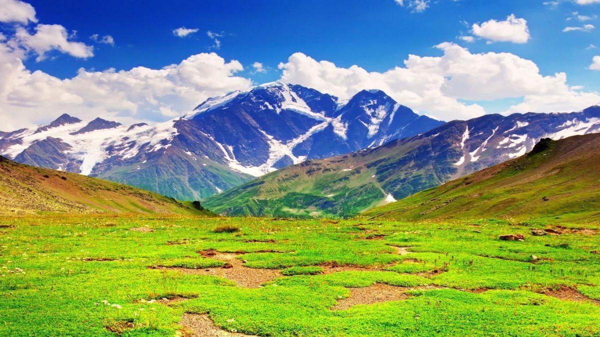 Mountain Wallpaper Spring Season – Wallpaper HD
