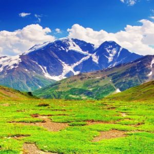 download Mountain Wallpaper Spring Season – Wallpaper HD