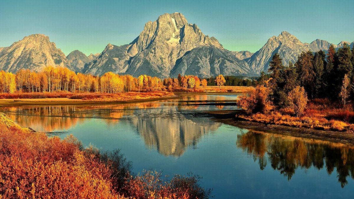 Autumn Mountain Wallpaper – Wallpaper HD