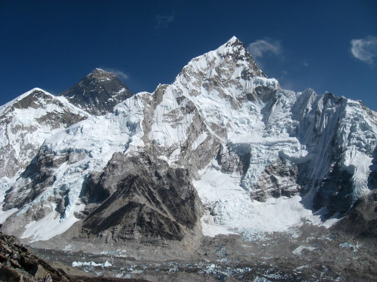 1 Mount Everest + nice wallpapers | Mountain7.