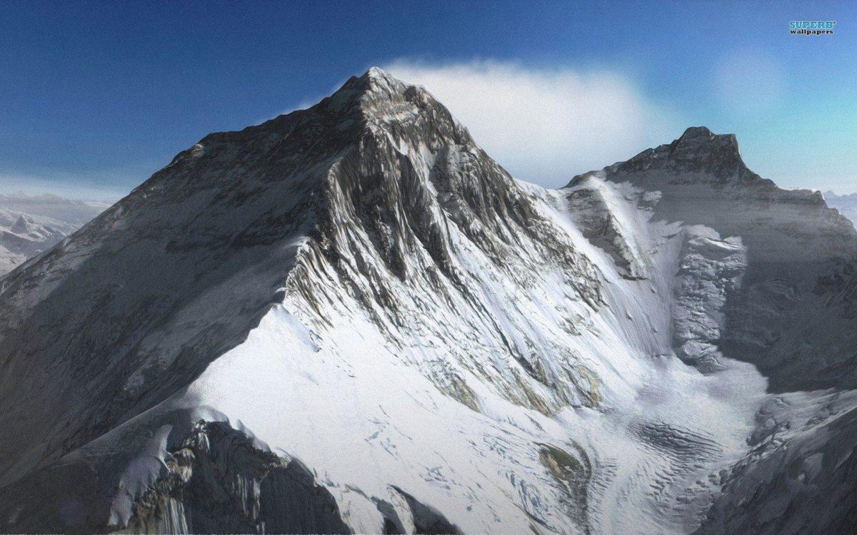 Mount Everest wallpaper – Nature wallpapers – #