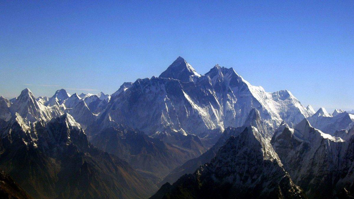 Images For > Mount Everest Wallpaper 1920×1080