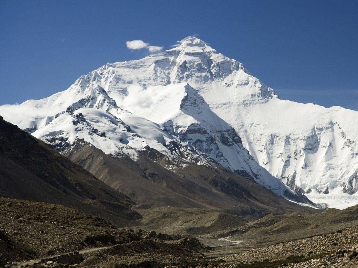 Top Wallpapers » Wallpaper » Mount Everest