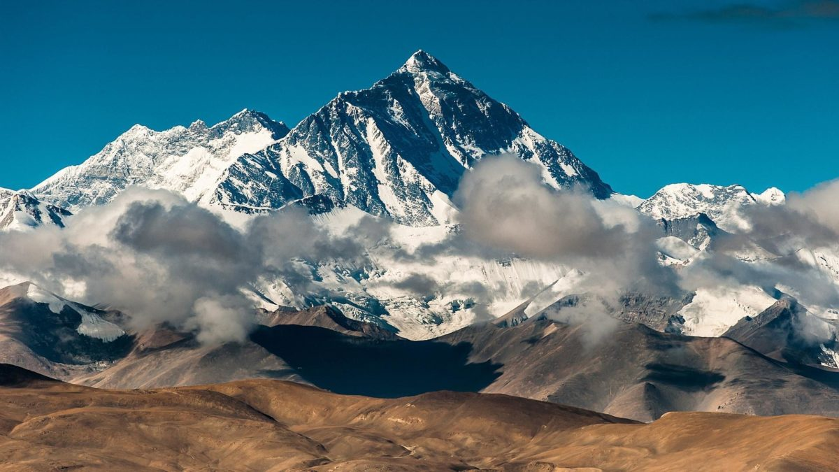 Pix For > Mount Everest Wallpaper