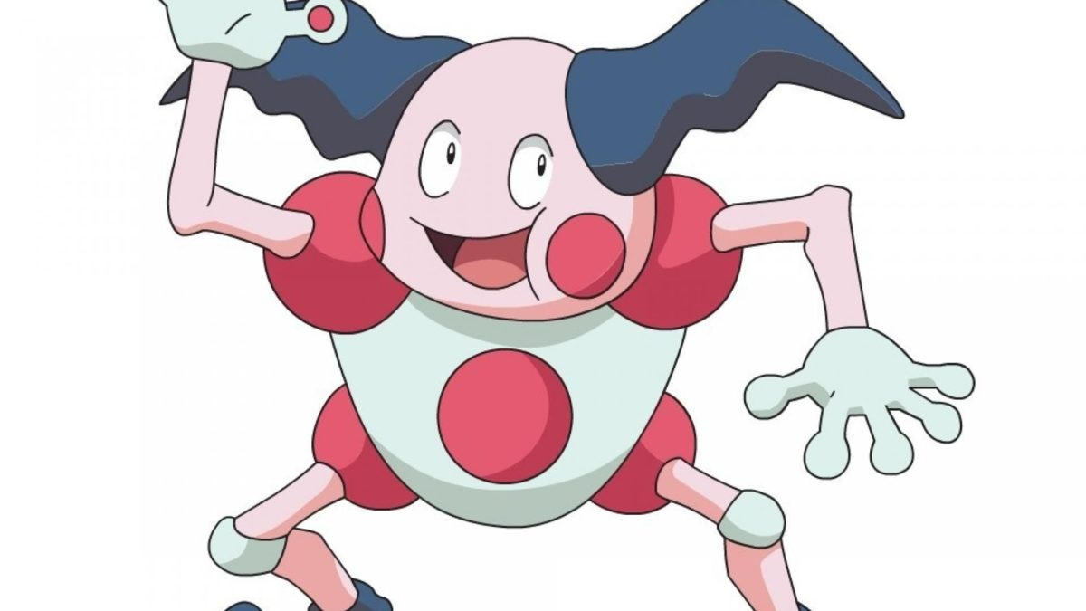 Pokemon mr. mime wallpaper | (122453)