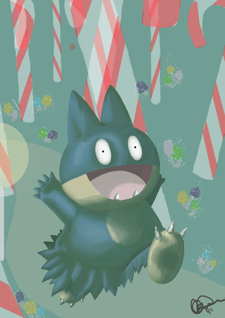 Munchlax – In a Dream by SimplyAddictive on DeviantArt