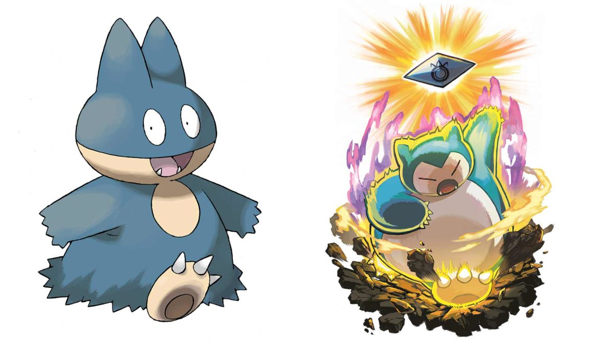 Buy Pokemon Sun & Moon Early And Get Munchlax Evolving Snorlax – VGU