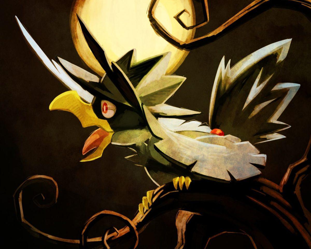 Murkrow – Pokémon – Wallpaper #1326655 – Zerochan Anime Image Board