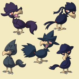 download PokemonSubspecies: Murkrow by CoolPikachu29 on DeviantArt