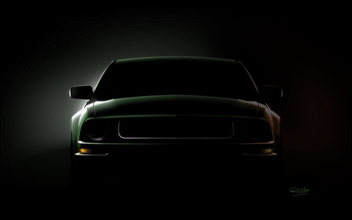Wallpaper ford mustang animaatjes 47 Wallpaper