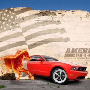 download Ford Mustang Wallpapers & Mustang Backgrounds at AmericanMuscle.