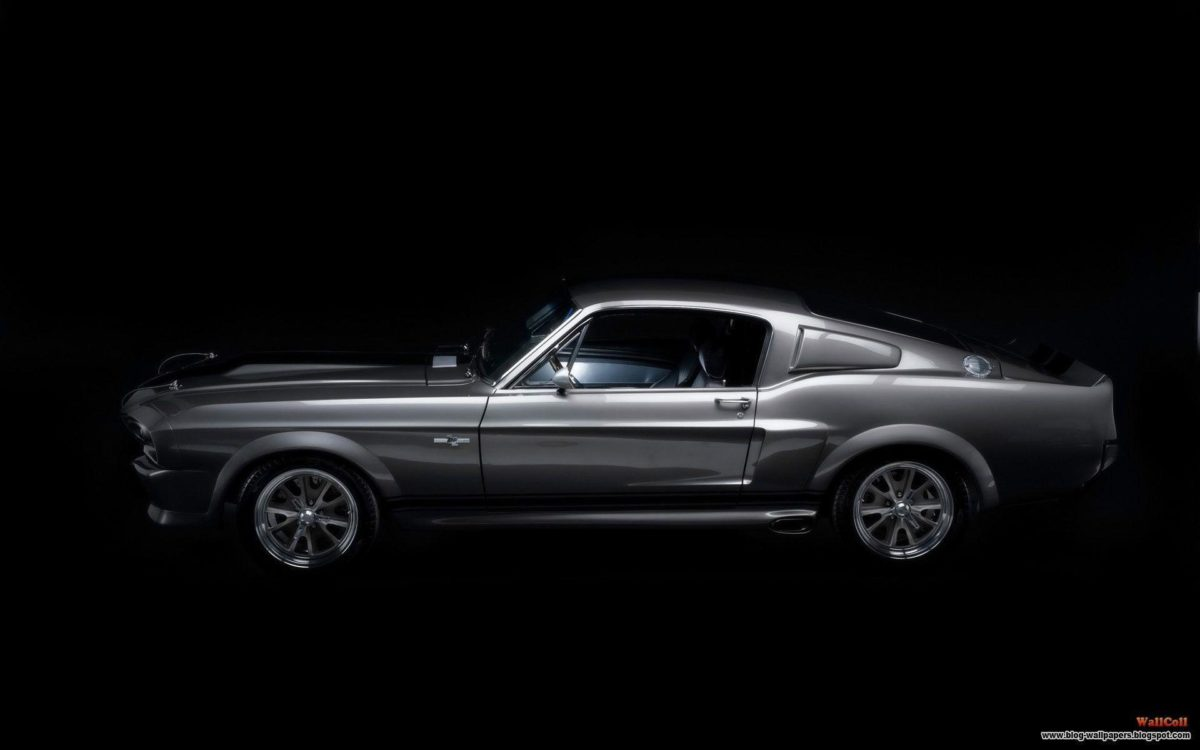 Shelby Mustang GT500 Eleanor Gone in 60 Seconds Computer …