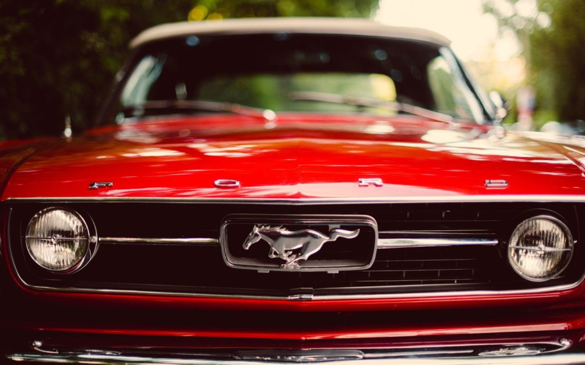 Pix For > 67 Mustang Wallpaper