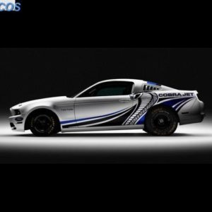 download 2012 Ford Mustang Cobra Jet Twin-Turbo Concept – Side | HD …