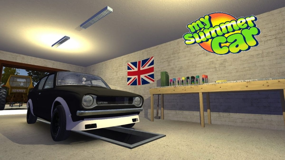 My Summer Car #1 – Early Access Build 181 – Start To Finnish …