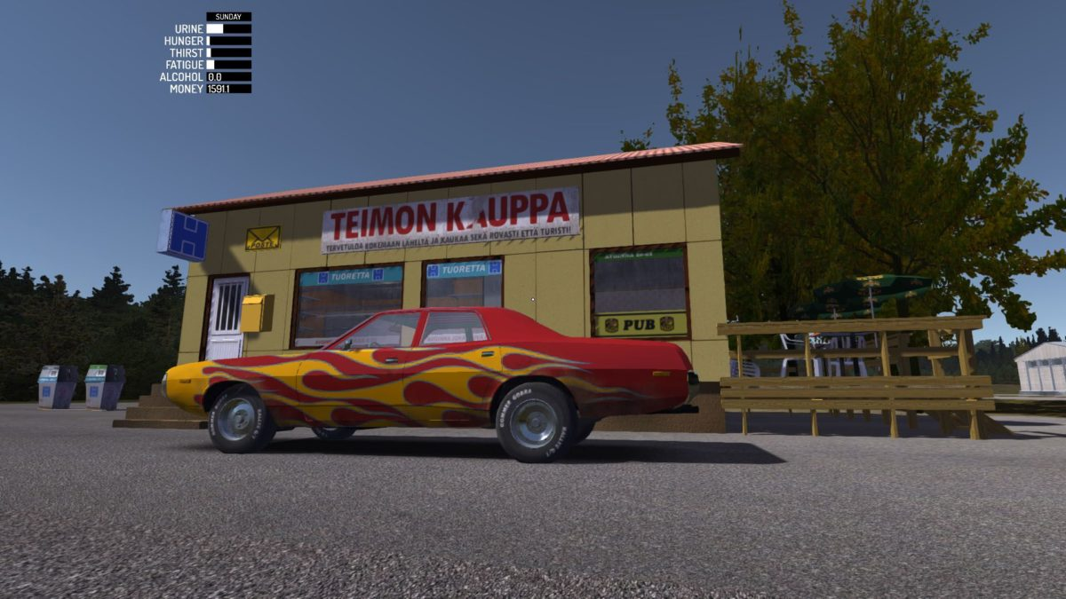 MY SUMMER CAR Official Site