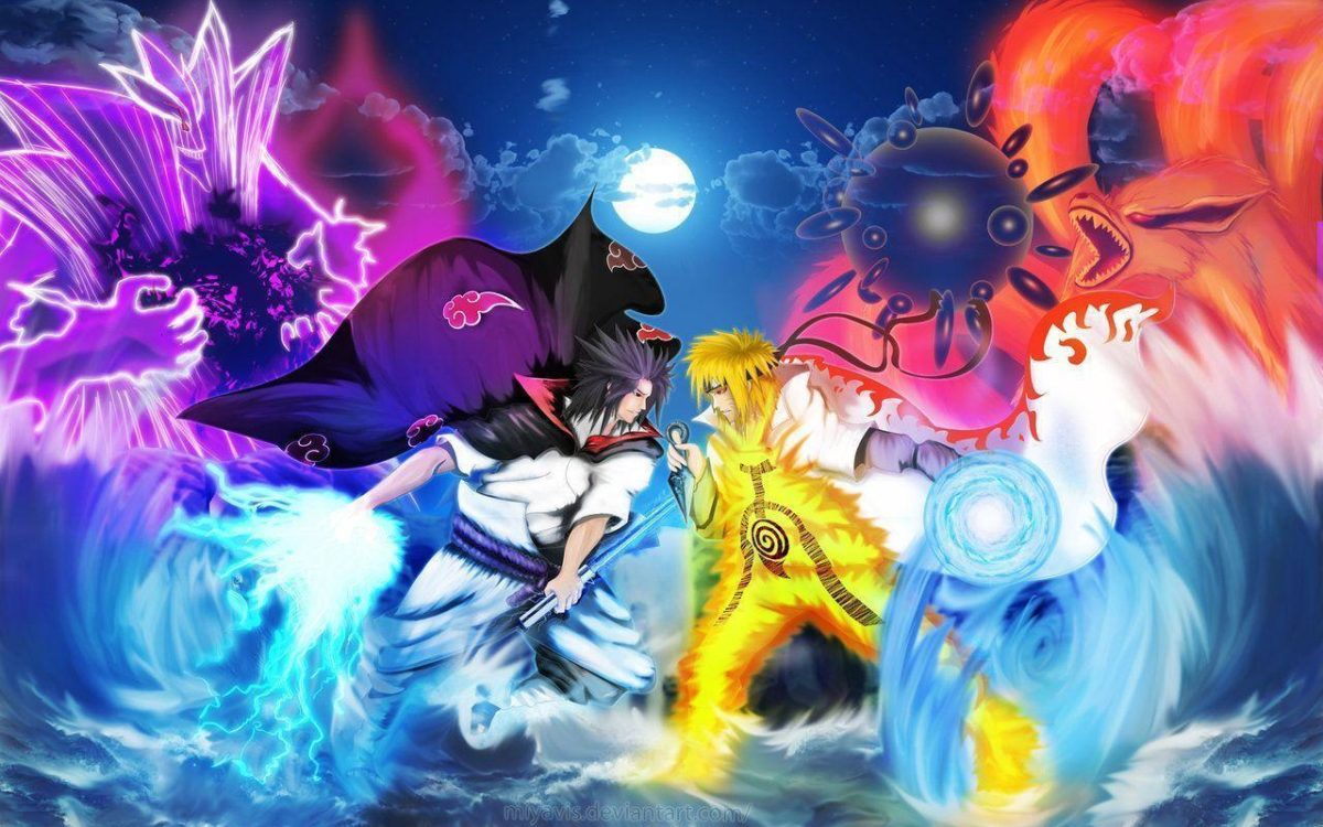 Download Naruto Shippuden Anime Wallpaper 1280×800 | Full HD …