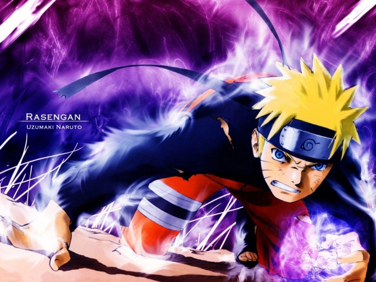 Naruto Shippuden – Rasengan HD Wallpaper | Animation Wallpapers