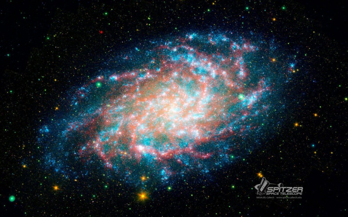 Wallpapers – NASA Spitzer Space Telescope
