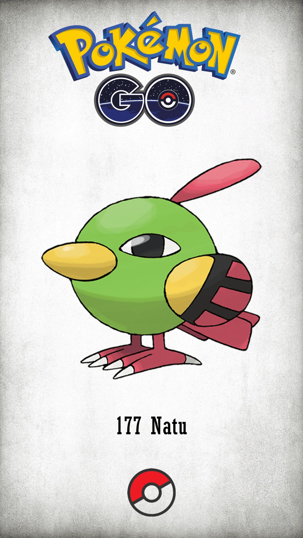 177 Character Natu | Wallpaper