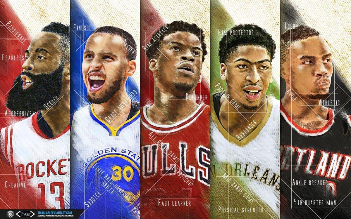 NBA Wallpapers 2015 – WallpaperSafari