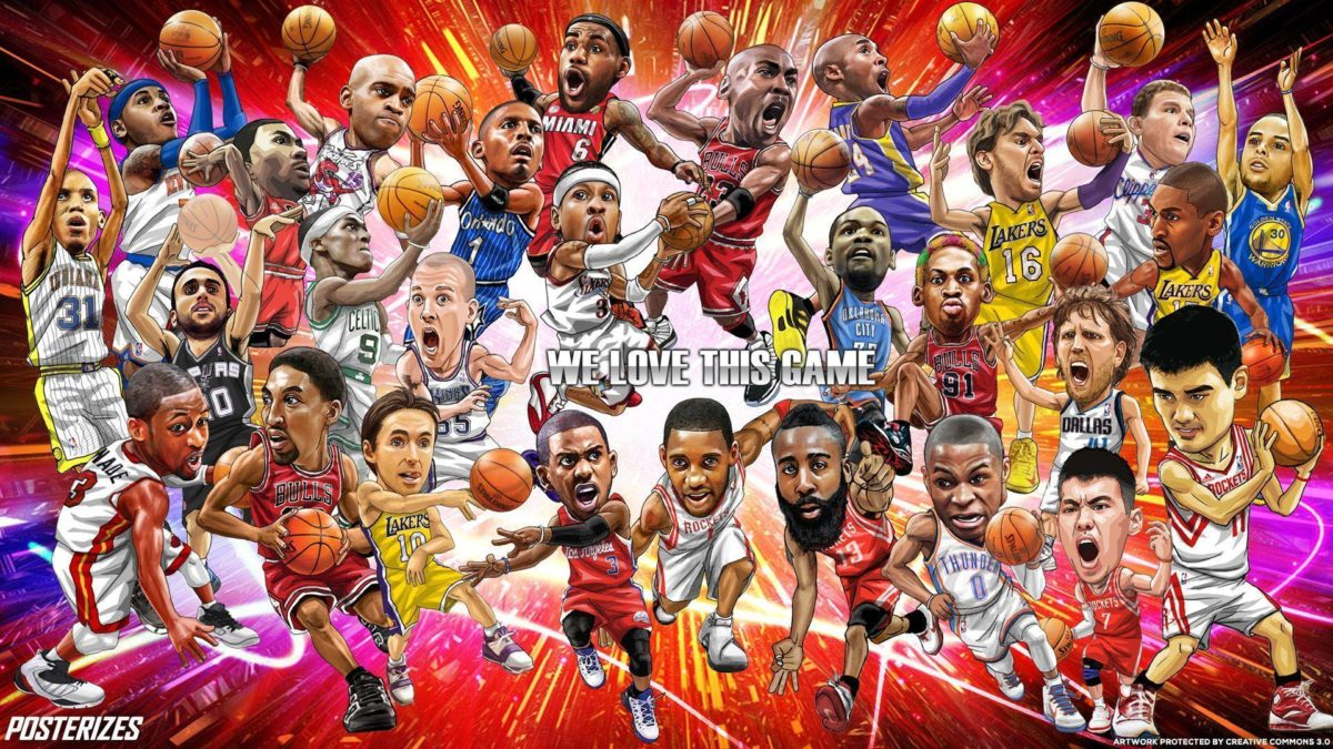 Legends, NBA and Wallpapers on Pinterest