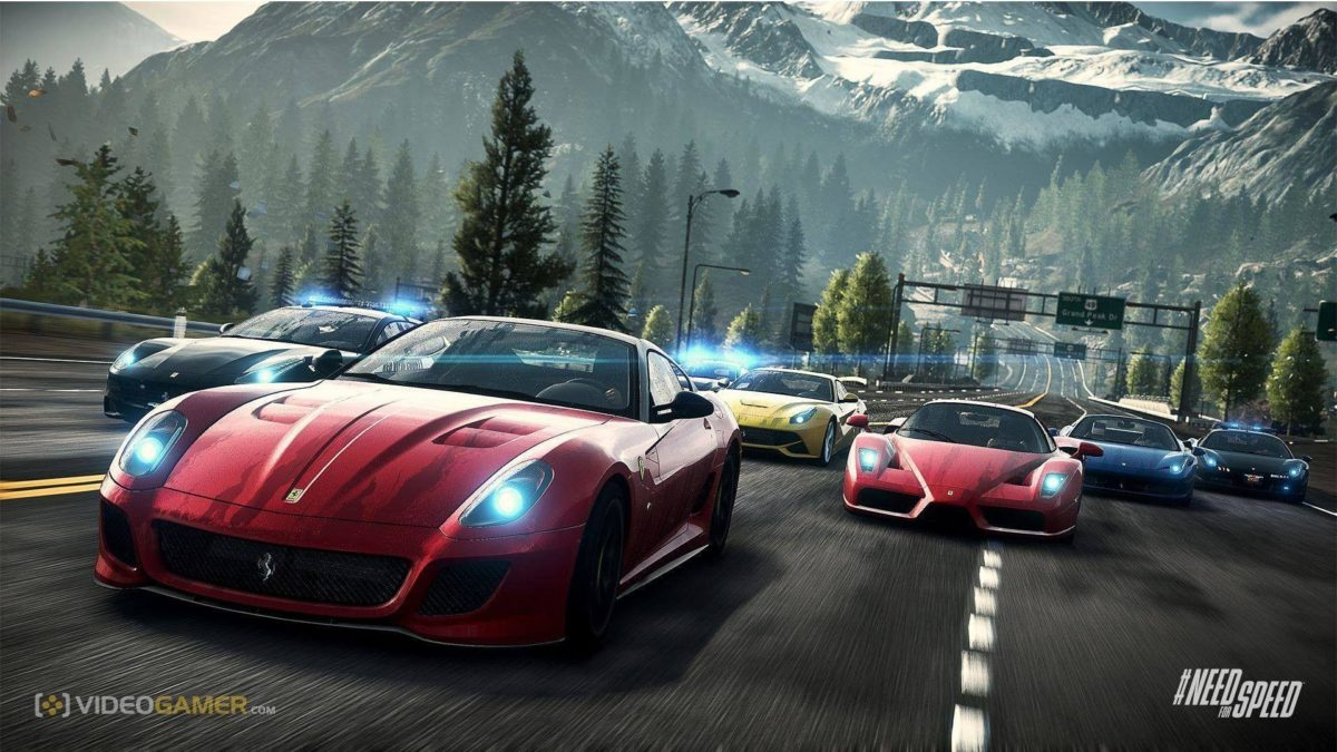 Racing Need For Speed: Rivals Wallpaper 1920×1 #4969 HD Game …