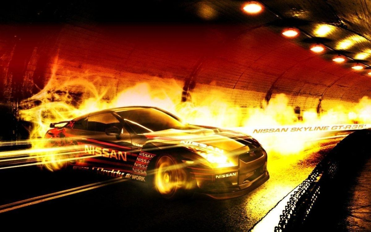 Image – Need for speed wallpaper nissan skyline-1280×800.jpg at …
