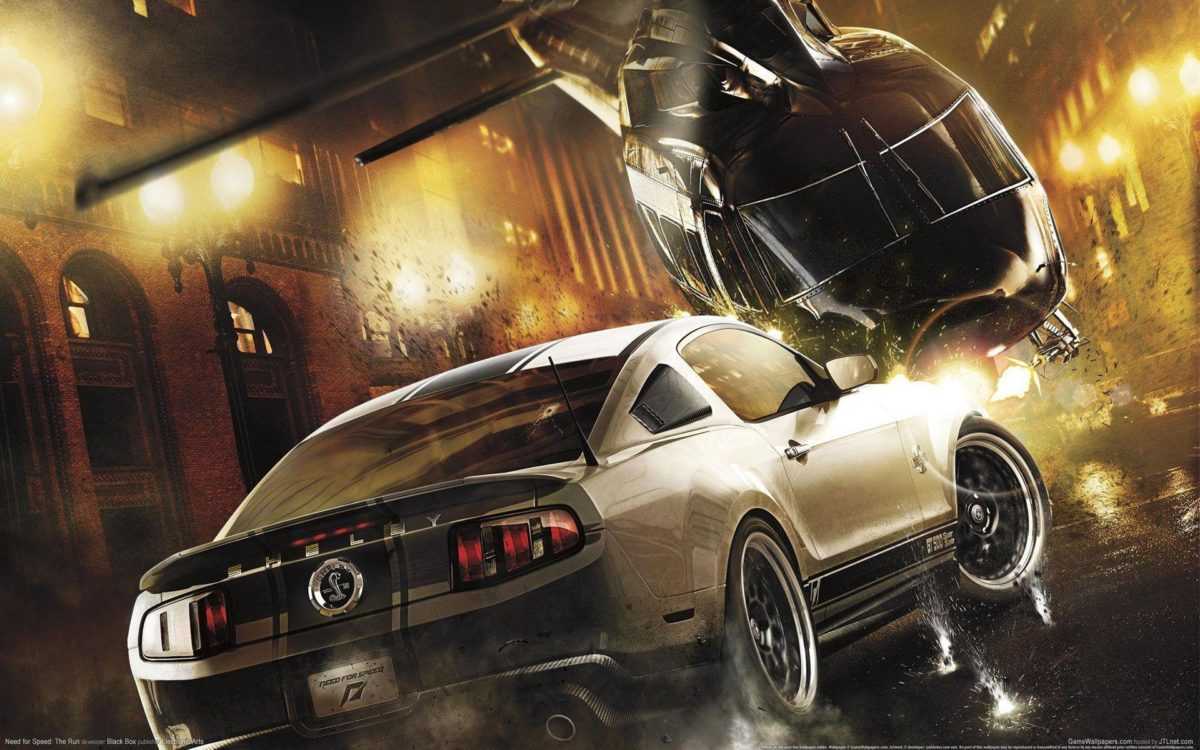 Free Wallpapers – Need For Speed The Run Wallpaper