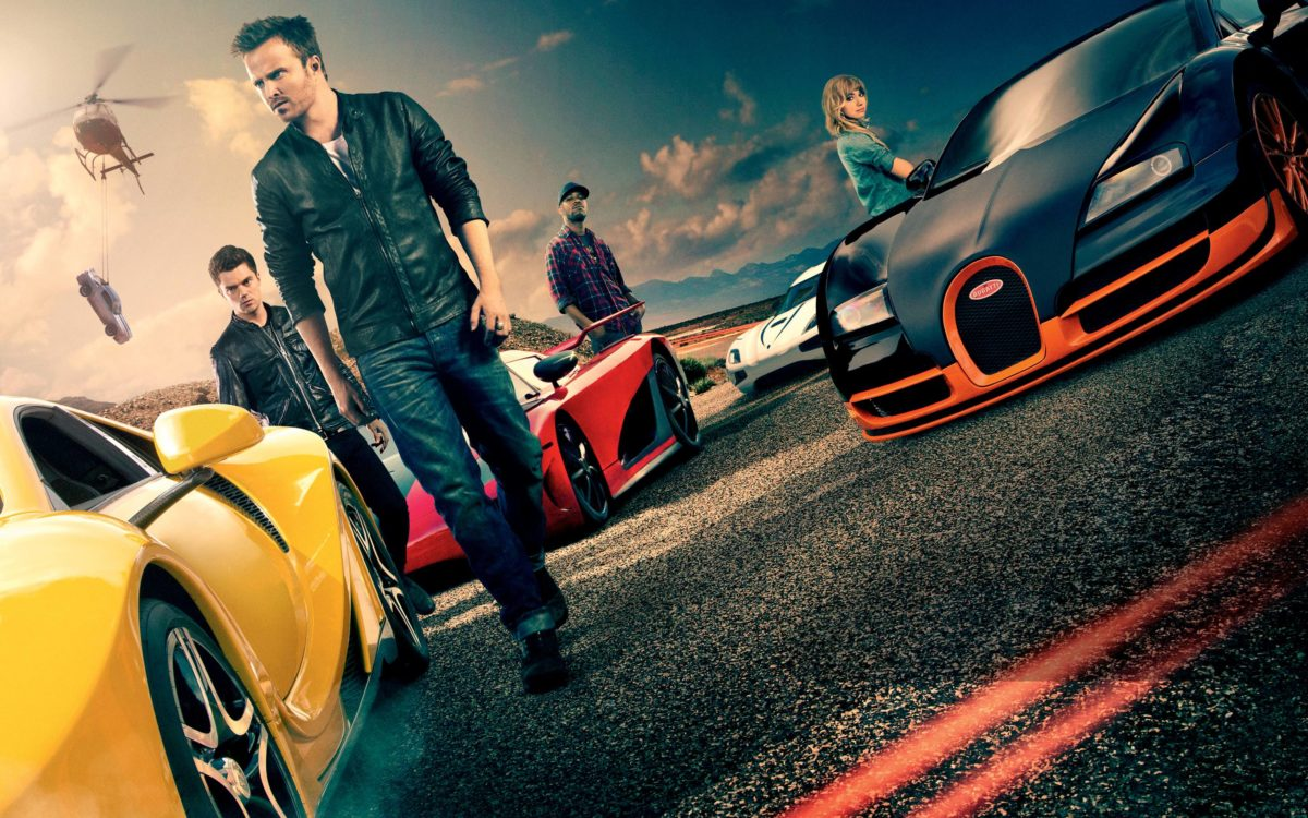 Need for Speed 2014 Movie Wallpapers | HD Wallpapers