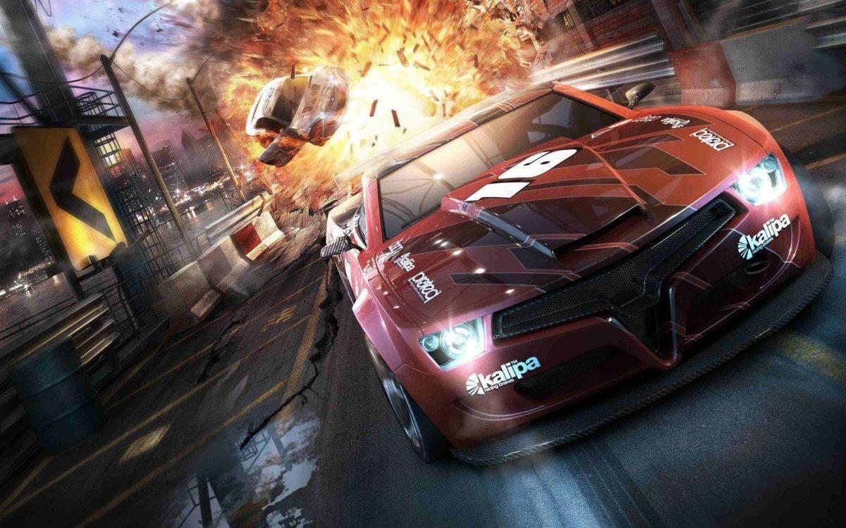 Need for Speed Chevrolet HD Widescreen Desktop Wallpaper | HD …