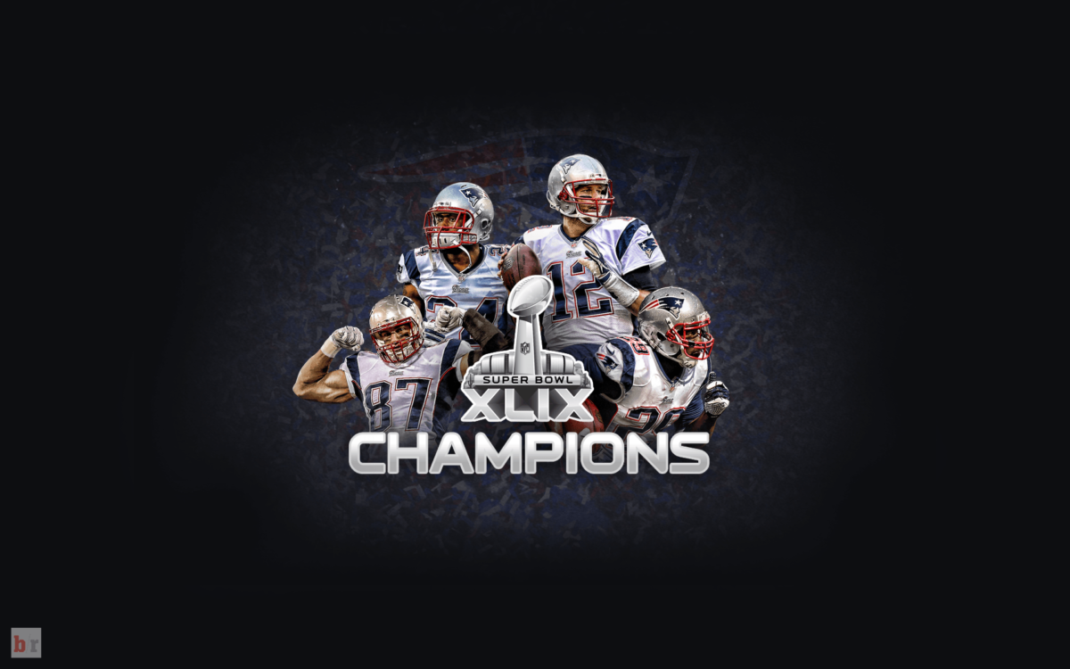 New England Patriots Super Bowl Champion Wallpapers | Bleacher Report