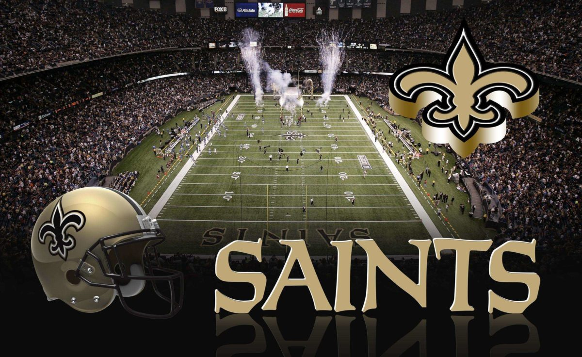 New Orleans Saints Stadium HD Desktop Wallpaper, Instagram photo …