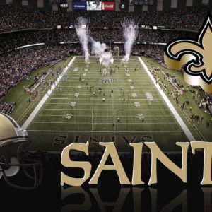 download New Orleans Saints Stadium HD Desktop Wallpaper, Instagram photo …