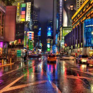 download New York City HD Wallpaper