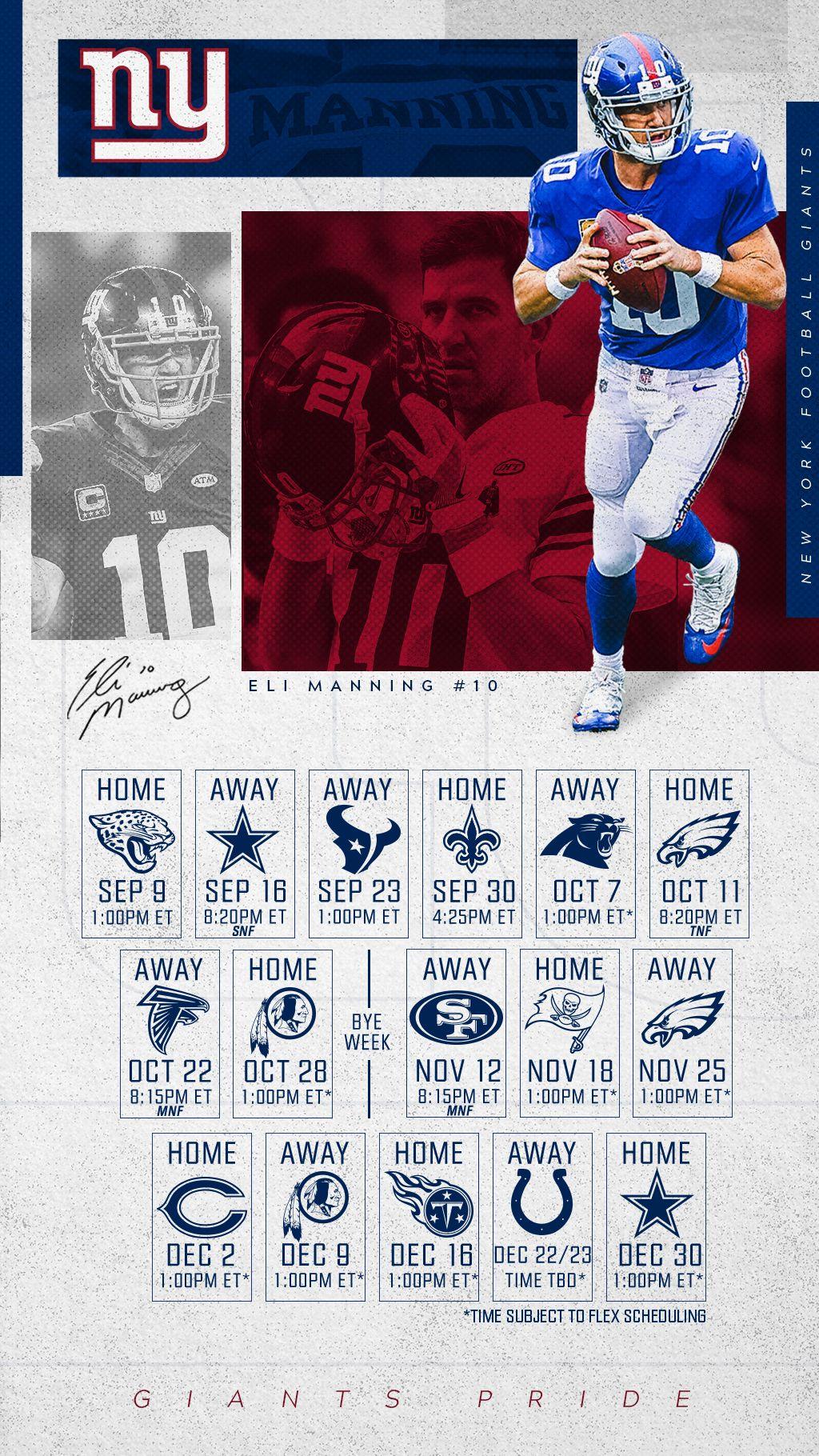 Giants Schedule   New York Giants – Giants.com