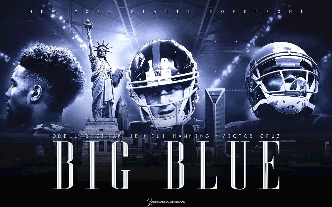 New York Giants wallpaper by kohentdesign on DeviantArt